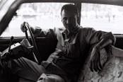Tri X / 24x36 / Taxi driver - Bombay