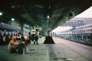 Ektar 100 / 24x36 / Ahmedabad train station