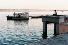 Ektar 100 / 24x36 / Bord du Gange - Varanasi