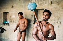 Ektar 100 / 24x36 / Body-builders - Varanasi